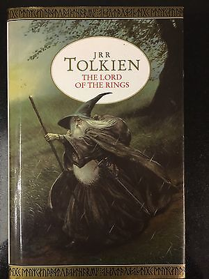 JRR Tolkien The Lord of the Rings Book Hardback Edition 1994