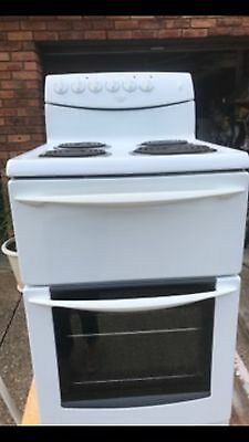 Electrolux Chef As New Electric Upright Stove 54cm Wide