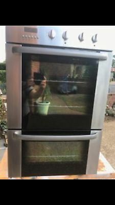 Fisher & Paykel S/S  Electric Fan Forced Double Oven  Top Condition