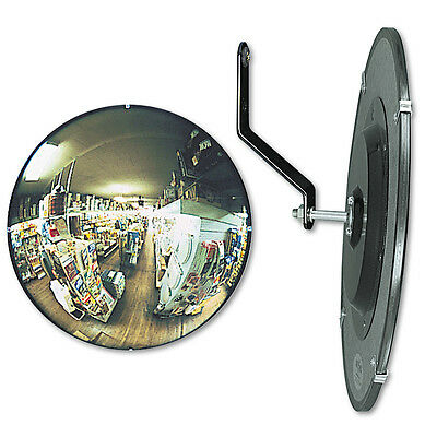 """See All 160 degree Convex Security Mirror, 12"""" dia."""