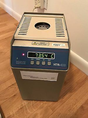 GE Kaye HTR-400 High Temperature Reference Thermocouple Calibration 50C to 400C