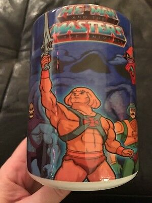 He-Man And The Masters Of The Universe 15 oz Ceramic Mug