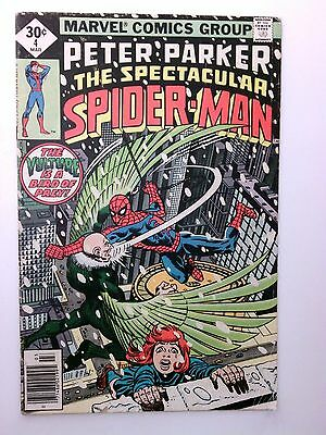 Peter Parker The Spectacular Spiderman #4 (Huge Auction Going On Now)