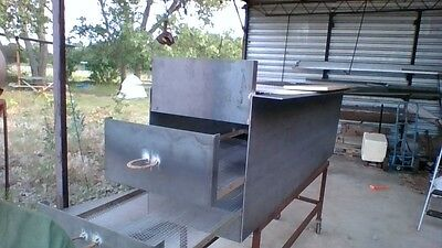 New BBQ Smokers.