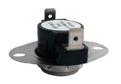 Supco L180-20 SPST Limit Control Thermostat Snap Disc L180-20F