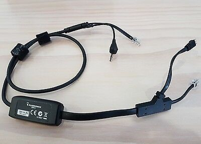 Plantronics APP-5 EHS Cable for Polycom 320 321 330 331 to CS50 CS55 CS60 CS70N