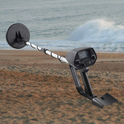 MD-4030 Waterproof Metal Detector Deep Sensitive Search Gold Digger 6.5'' Hunter