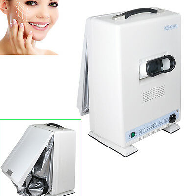 Portable Facial Skin Scanner Analyzer Diagnosis Beauty Machine 55W Skin Care