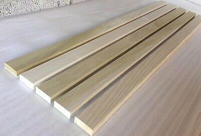Hardwood Bench Slats Battens 1.22m x 55mm or 35mm x 21mm Garden Seat Chair 4 ft