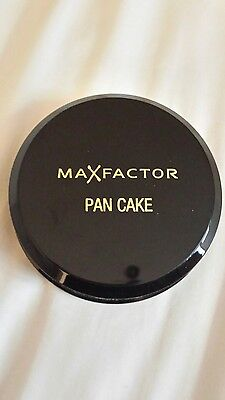 Max Factor Pancake / Pan-Cake Foundation 24g