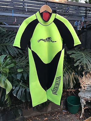 Scuba diving Sonar wetsuit Men's