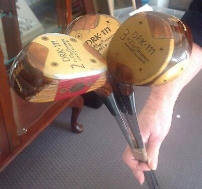 Golf Clubs Left Handed Woods