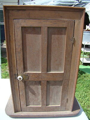 Antique Wooden Small Cabinet