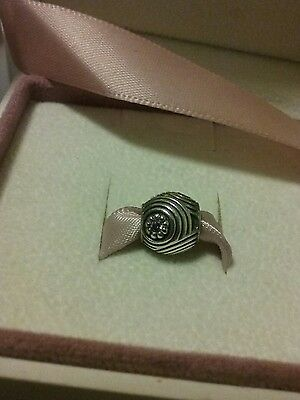 Retired Genuine Pandora circles charm
