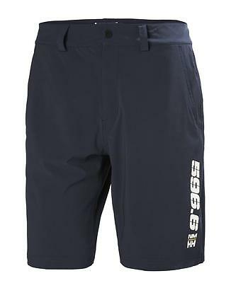 Klassische Shorts HP QD CLASSIC SHORTS Helly Hansen 598 NAVY PRINT 38