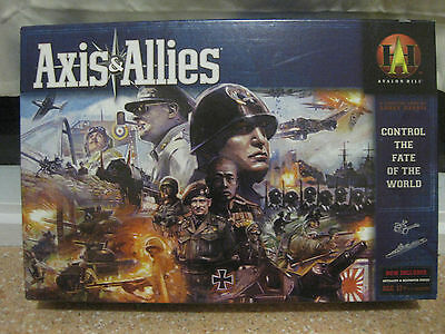 AXIS & ALLIES THE  Board Game 2004 EDITION