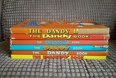 Dandy Annual Collection X6 1973-1998 (BC38)