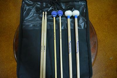 Mike Balter Stick and Mallet set with Bag