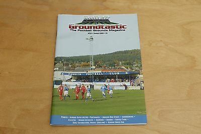 Groundtastic - The Football Grounds Magazine - No 57 Summer 2009