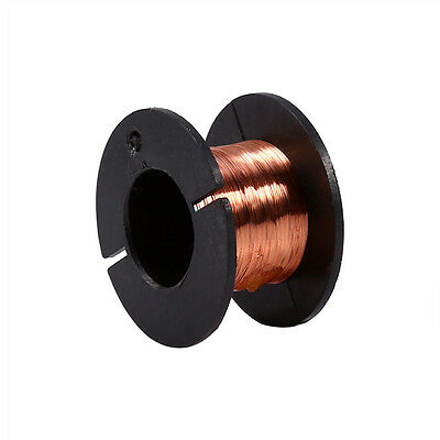0.1mm Enameled Wire Copper Winding Enamelled Repair Wires Length 15m Durable