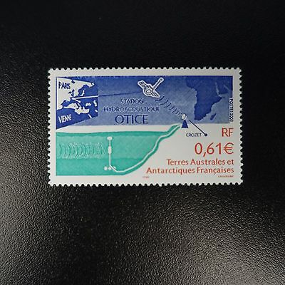 France Taaf N°368 Neuf ** Luxe Gomme D'origine Mnh