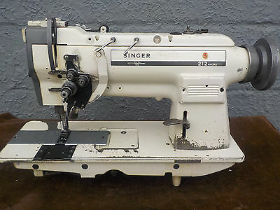 Industrial Sewing Machine Singer 212U143 Split  needle with Reverse