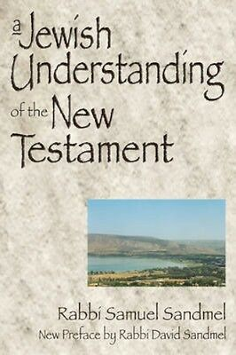 NEW A Jewish Understanding Of The New Testament by Samuel... BOOK (Paperback)