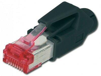 Hirose A-MO6-8/8-HRS Modular Plug RJ45 Hirose CAT6 8P8C Full Shielded CAT 6