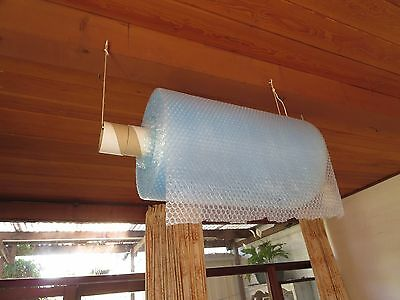 Bubble Wrap Roll With Hanging Dispenser
