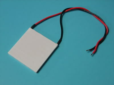 THERMOELECTRIC POWER GENERATION TEG MODULE - HIGH TEMP PELTIER 40mm NEW - USA