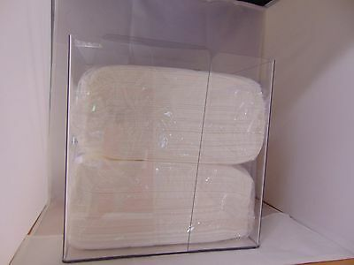 Disposable Salon Towel Dispenser for Hair Towels Hairdressing-Beauty £25.00