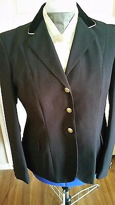 Horse Riding Hunter Jacket - Ascot - size 18-Large-Dressage,Hunter.