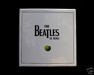The Beatles In Mono Mini-Lp CD Box FIRST ISSUE 100% JAPAN ORIGINAL NEW, SEALED