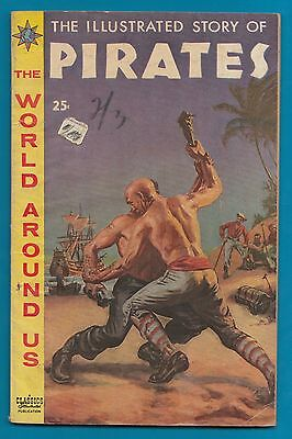 Classics Illustrated Comic 1959 Story of Pirates 82 pages  #862