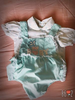 Baby Vintage Outfit