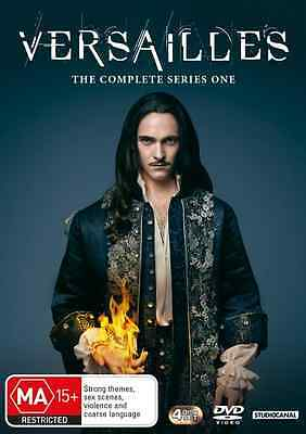 Versailles : Season 1 (DVD, 3-Disc Set) NEW