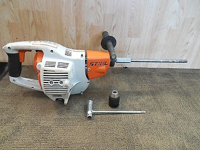 Stihl Gas Powered Drill BT45 Wood Powering Drill Auger & More