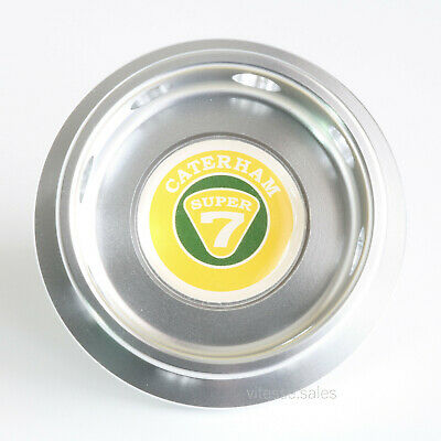 Caterham Super 7 K Series Oil Filler Cap Silver Anodised Aluminium K16 VVC