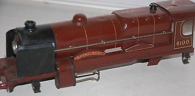 Hornby O Gauge Electric Royal Scot In Lms Red Livery Body Only