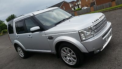 2004 Land Rover Discovery 3 Tdv6 Silver