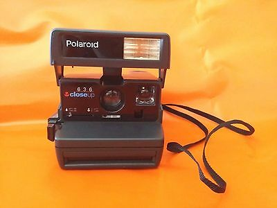 Polaroid 636 Closeup Camera - Working - Vintage - Offers Welcome!