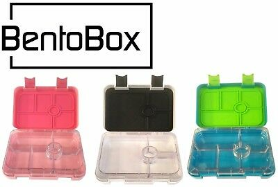 Bentobox Lunch Box Kids Bento Container Insulated Thermos Combo 6 Compartment