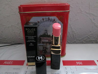 Rouge A Levres Coco Shine 56 Chance Chanel