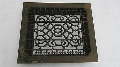 Cast Iron Floor Register