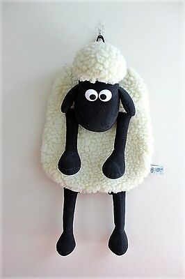Vintage Shaun the Sheep Plush Backpack 1989 - Wallace and Grommit