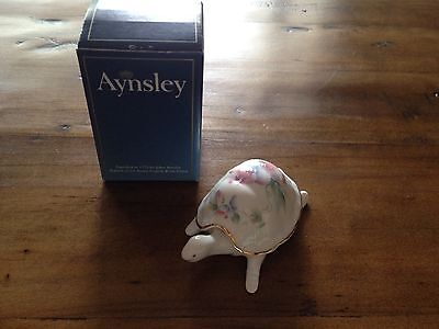 Aynsley China - Turtle Figurine