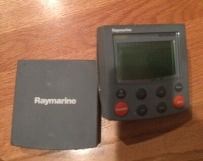 Raymarine st 400 display no longer in production