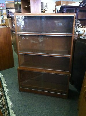 Mid-Century Stacking Bookcase By MInty of London UK.