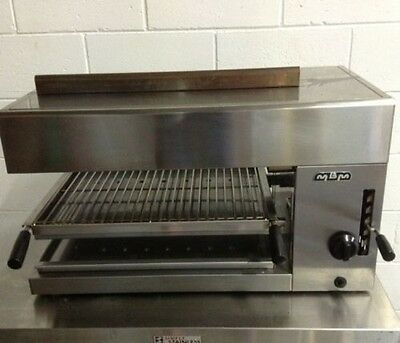 European Commercial M.B.M. Nat GAS Salamander / Grill / Toaster Cafe Equipment