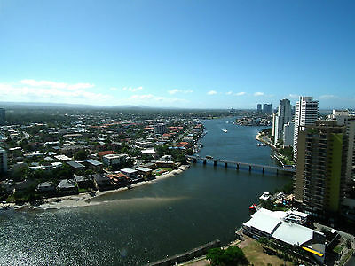 Surfers Paradise Accommodation Gold Coast River Views $800 7 Nights